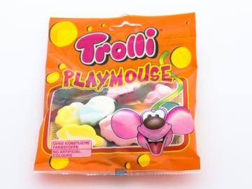 Trolli Playmouse 100 Gramm