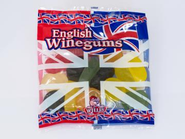 English Winegums 75 Gramm