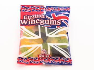 English Winegums 150 Gramm